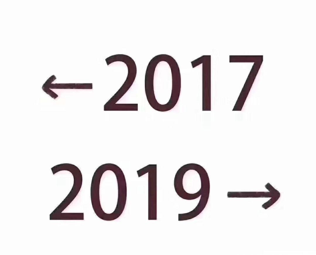"""沭阳""""2017→ 2019""""刷屏系列,变化都在这里!"""