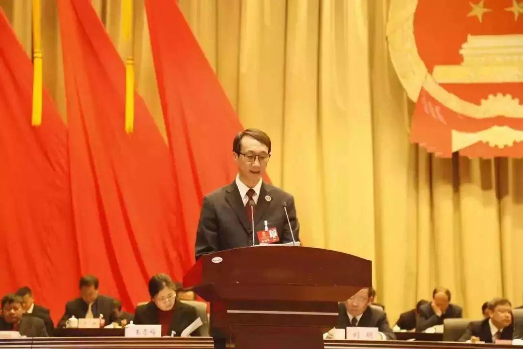 张海涛同志全票当选沭阳县人民检察院检察长
