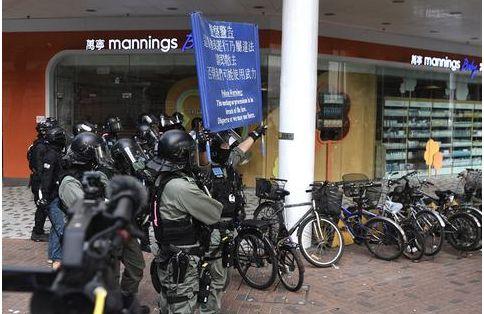 """狗粮没了?香港暴徒绝望感叹""""已经输了"""":再不上班就没钱生活了!"""