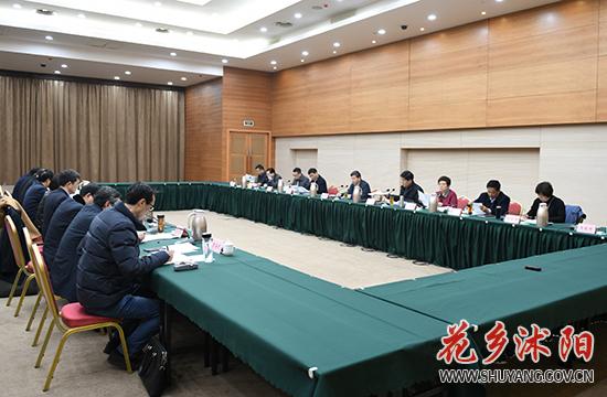卞建军主持召开十二届县委第113次常委(扩大)会