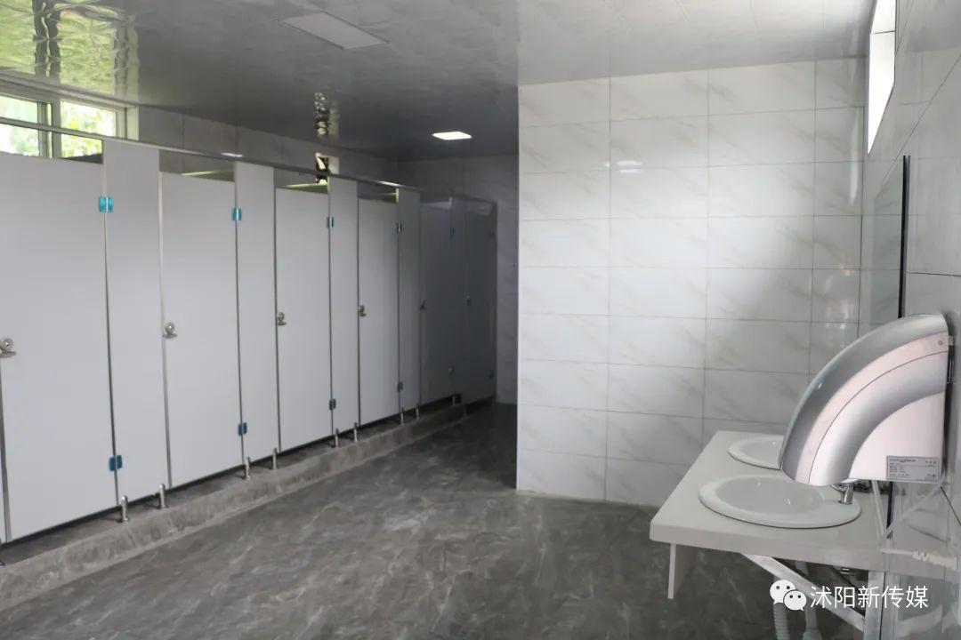 """""""厕所革命""""提档升级!2020年沭阳新建改建三类以上农村公厕137座"""