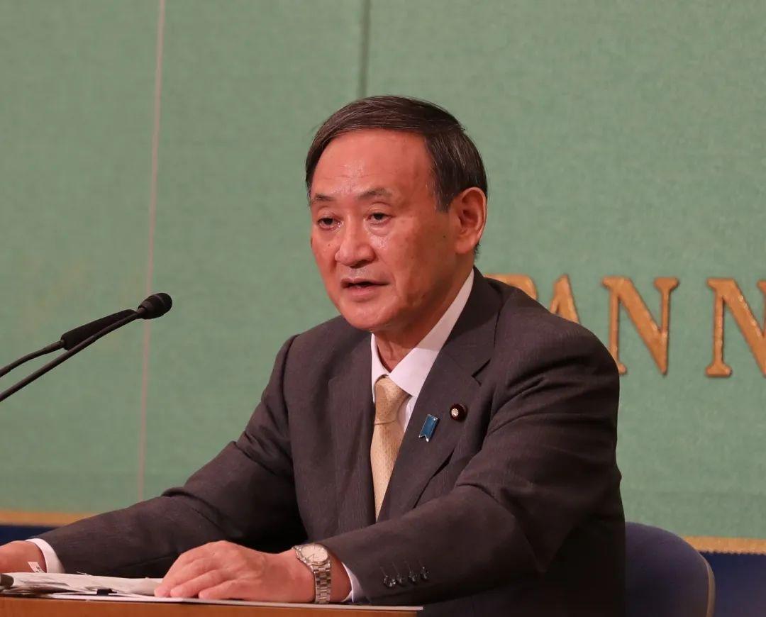 菅义伟,将成为日本新首相!