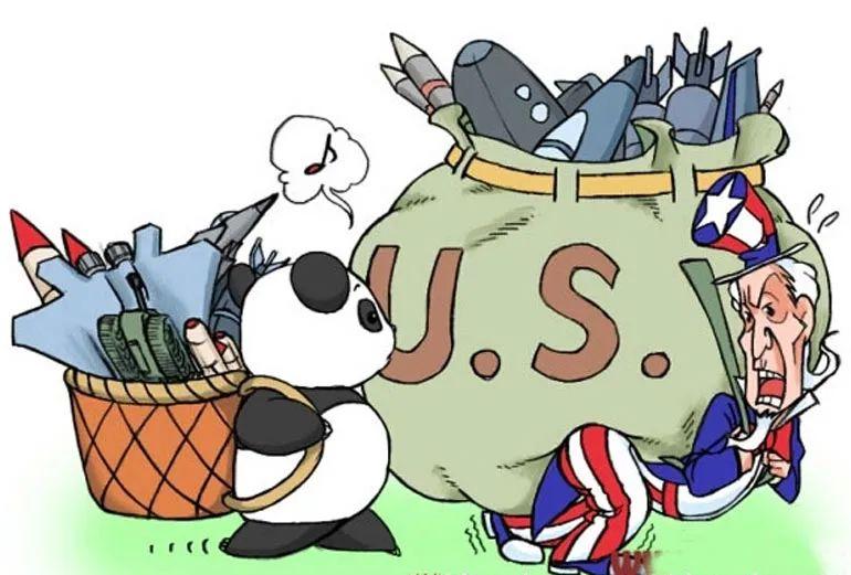 美欧联手对付中国崛起?中国已经准备好了!