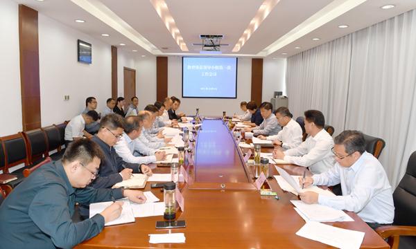 彭伟主持召开教育强县领导小组第一次会议