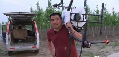 """好神奇!沭阳农田里的""""蜘蛛侠""""上了央视~"""