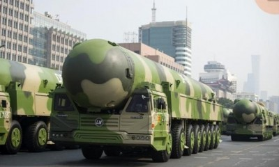 核武新锐 震慑天疆——走进东风-41核导弹方队