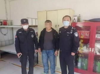 沭阳魏某竹入室盗窃被抓!