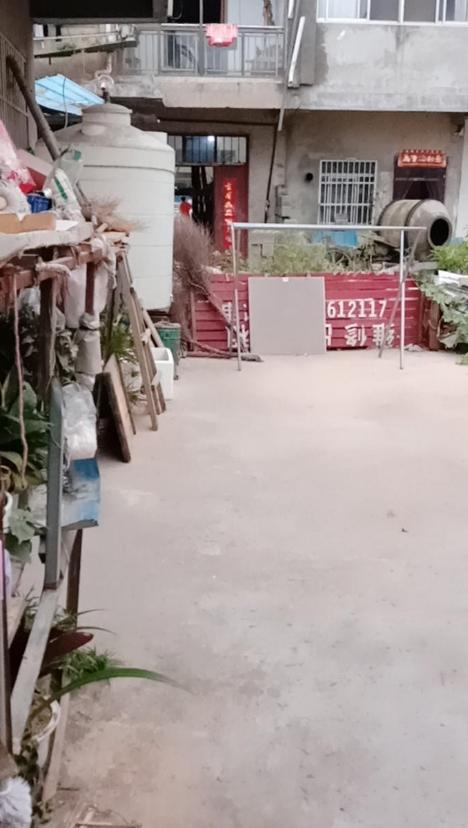 沭阳沂涛商业小区,消防通道变成民房,无人问津