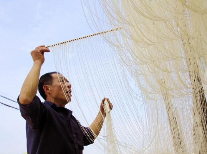 沭阳这项手工非遗项目具有500多年的制作历史!