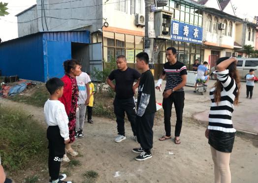 龙庙一年轻壮汉殴打60岁老人,受伤住院至今
