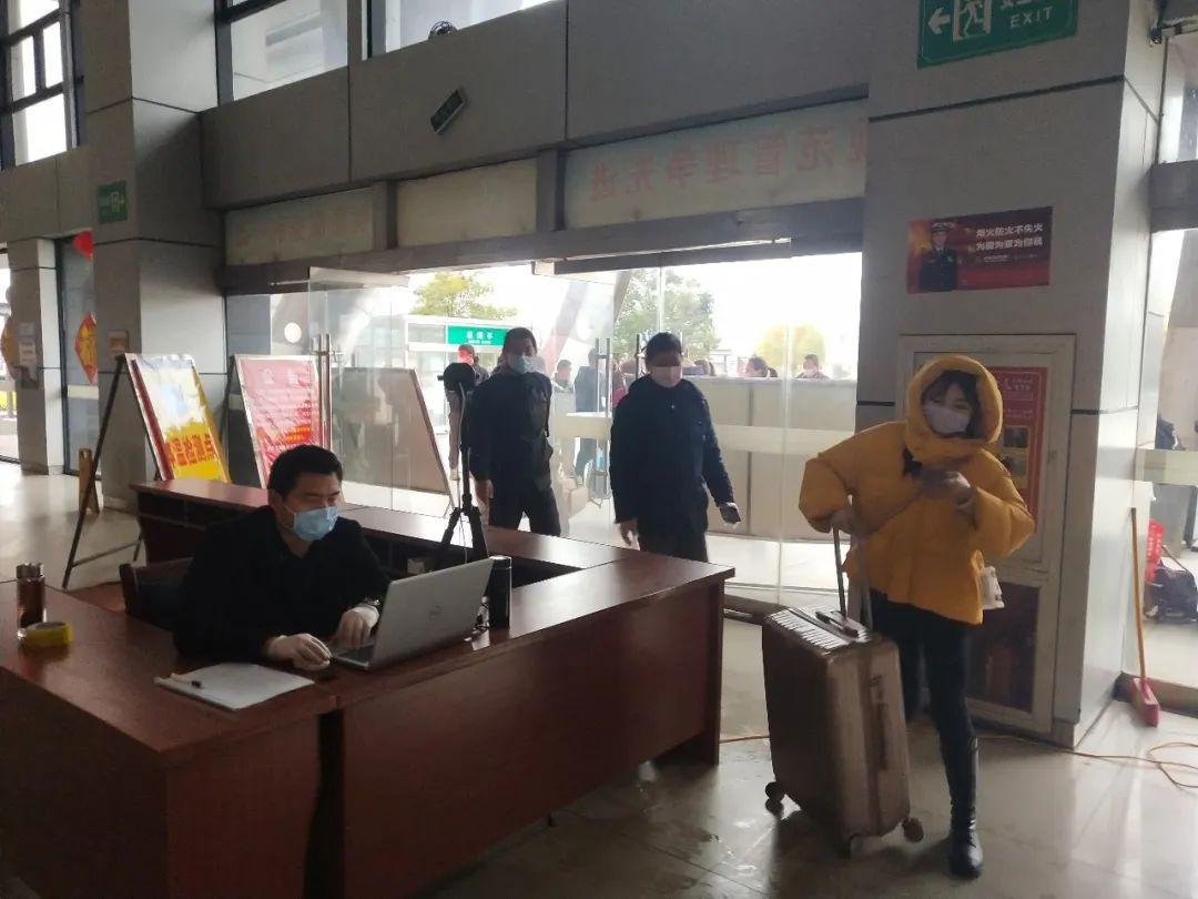 沭阳汽车客运东站恢复营运!具体信息看这里~
