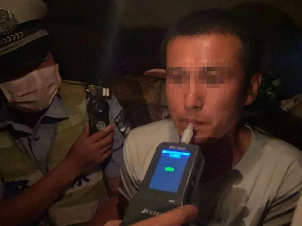 沭阳8个男子被因酒驾被曝光,一个比一个疯狂!