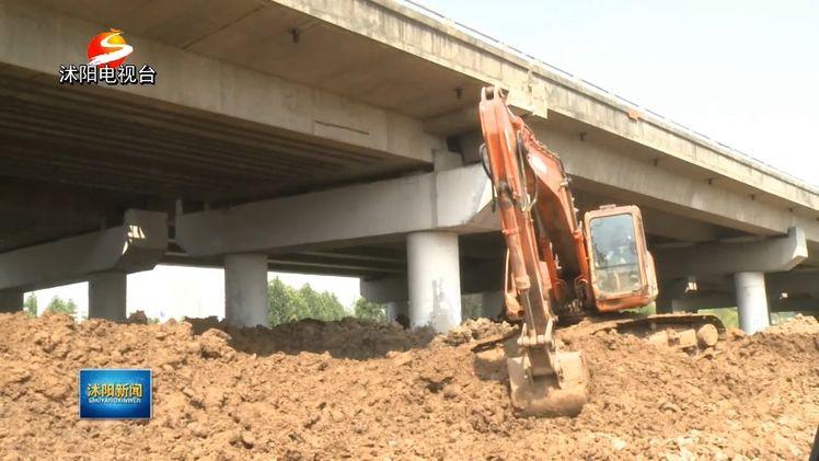 沭阳京沪高速扩建,两侧各加宽7米,涉及潼阳、扎下等10个乡镇,预计2023年底通车!