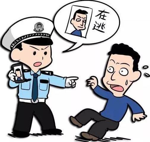 沭阳警方雷霆出击,2名网逃先后落网!