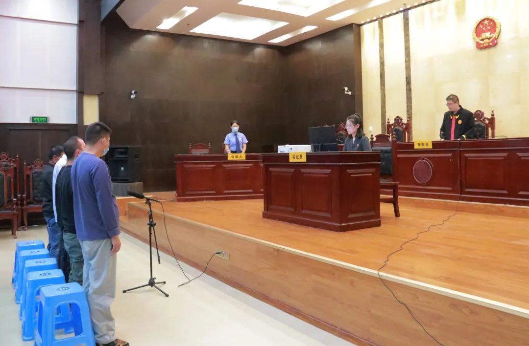 公开宣判!沭阳6名男女因虚假诉讼被判拘役或有期徒刑!