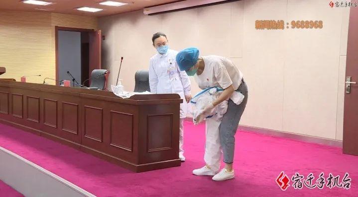 沭阳中医院、南关医院...100名医护人员出征南京!