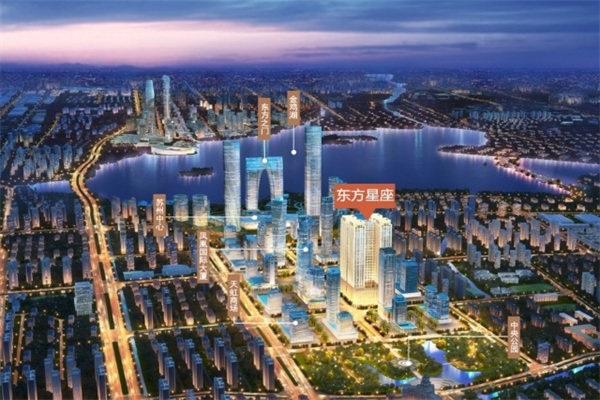 苏州工业园区东方星座SOHO未来潜力的发展如何?